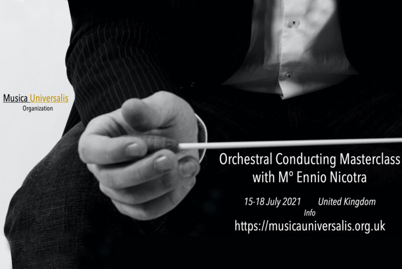 International Conducting Master